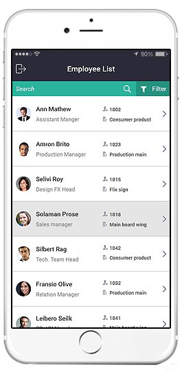 sap directory apps