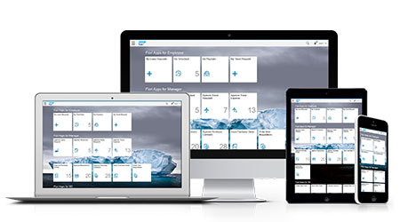 SAP Fiori Apps responsive templates