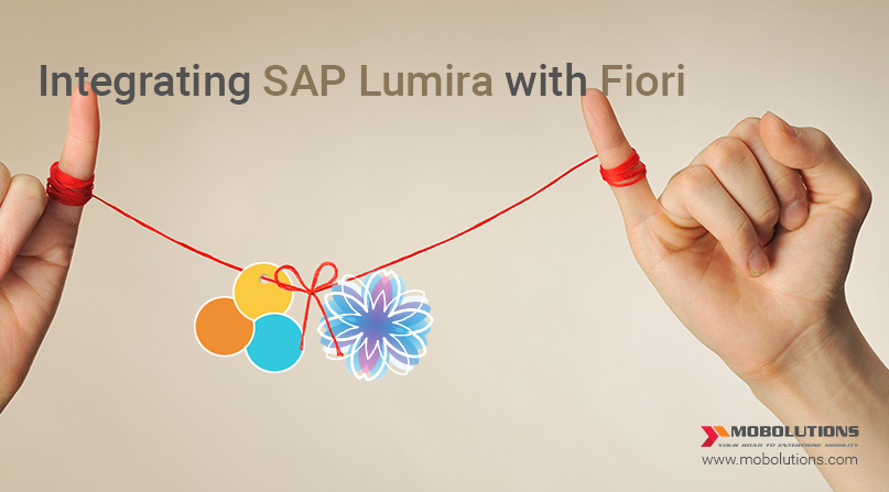 intergrating SAP Lumira with Fiori
