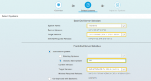 sap-fiori-installation-select-systems