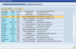 SAP Fiori Installation and SAP Fiori Installation guide screen