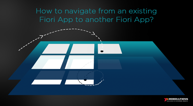 Fiori Apps | How to navigate from an existing Fiori App to another Fiori App?