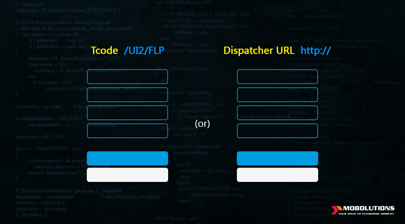 SAP Tcodes | SAP Solution Manager tcodes | Fiori Launchpad
