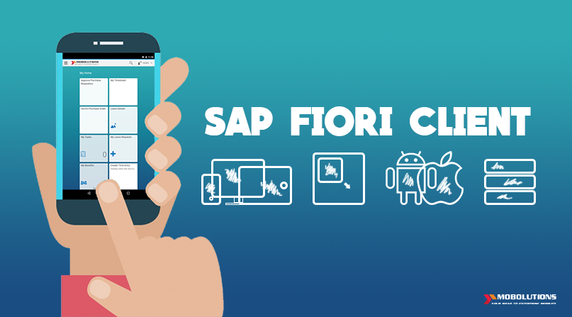 SAP Fiori Client | Fiori Client | SAP Fiori Client app for iOS & Android | SAP Fiori Mobile