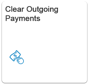 SAP Fiori Clear Outgoing Payments App | SAP FICO