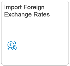 SAP Fiori Import Foreign Exchange Rates App | SAP FICO