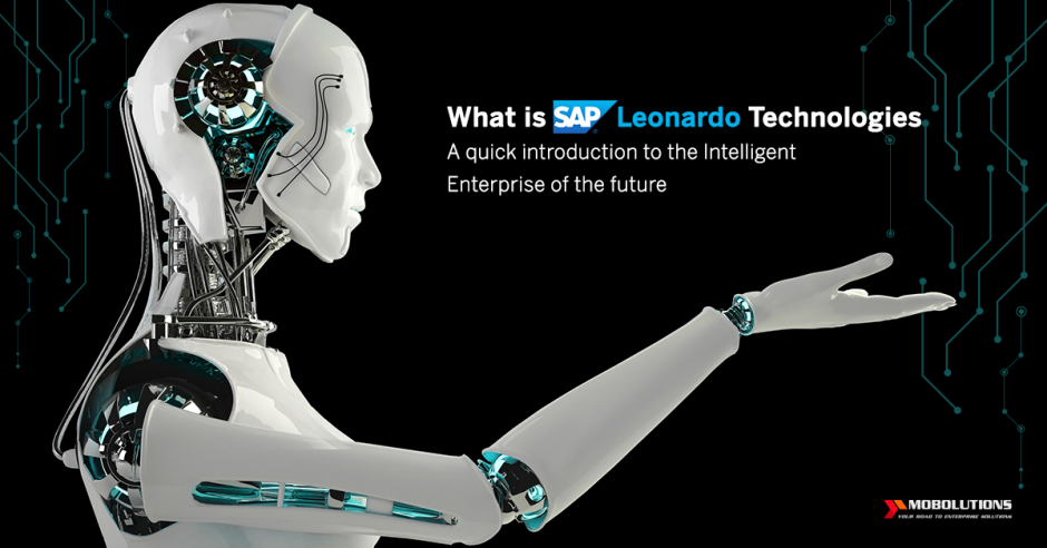 What is SAP Leonardo | Intelligent Enterprise