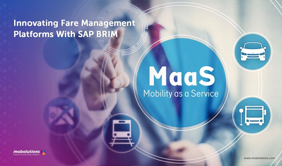 Innovating Fare Management Platforms With SAP BRIM