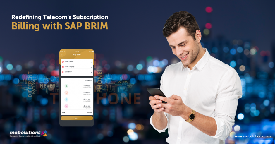 Redefining-Telecom's-Subscription-Billing-With-SAP-BRIM