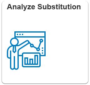 Analyze-Substitution