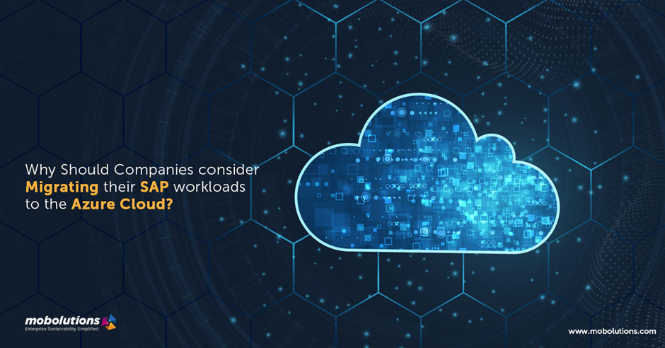 Why should companies consider migrating their SAP workloads to the Azure cloud